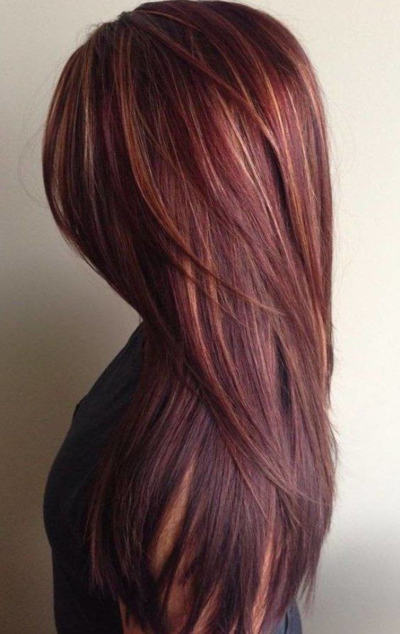 Fall Hair Color Trends Fall 2018 Hair Makeovers Hair Color And