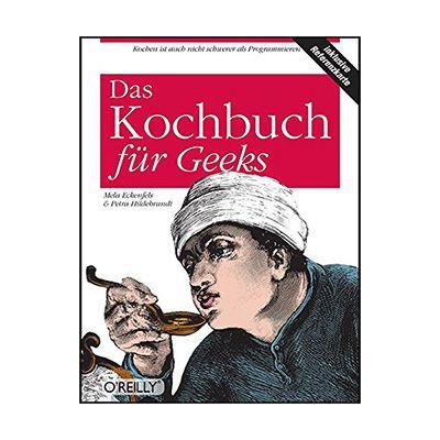 Das Kochbuch für Geeks 15,90€ bei Amazon.de