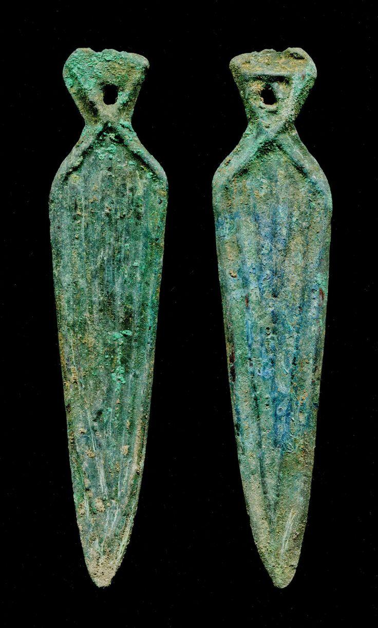 Amulet Dagger - Koban culture.