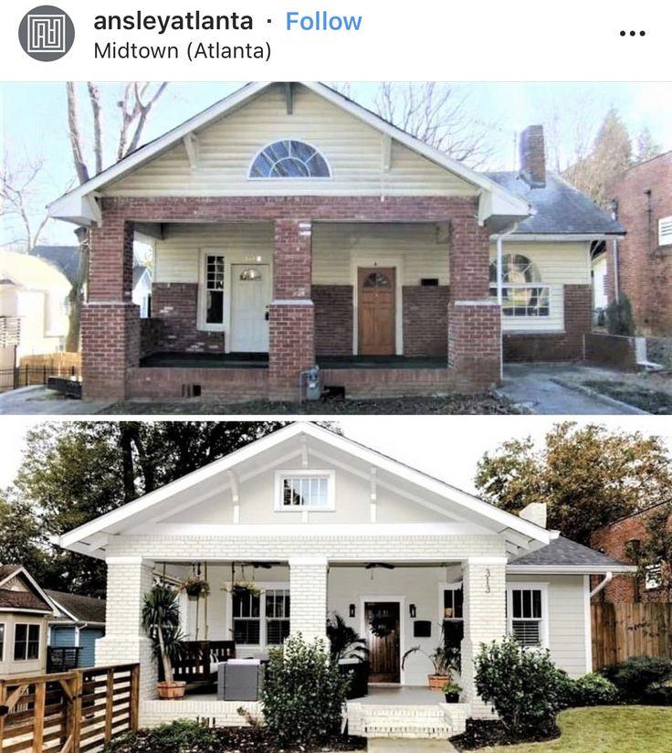 Atlanta Bungalow Renovation: Pin By Joseph Peletis On 2222 In 2019
