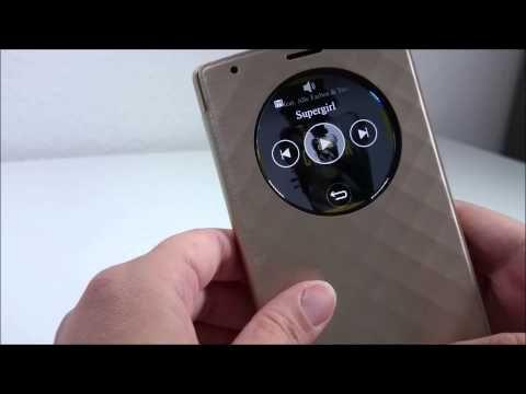 Wie finden wir es ???  : Quick Circel Case für das LG G4 von mobilefun.de