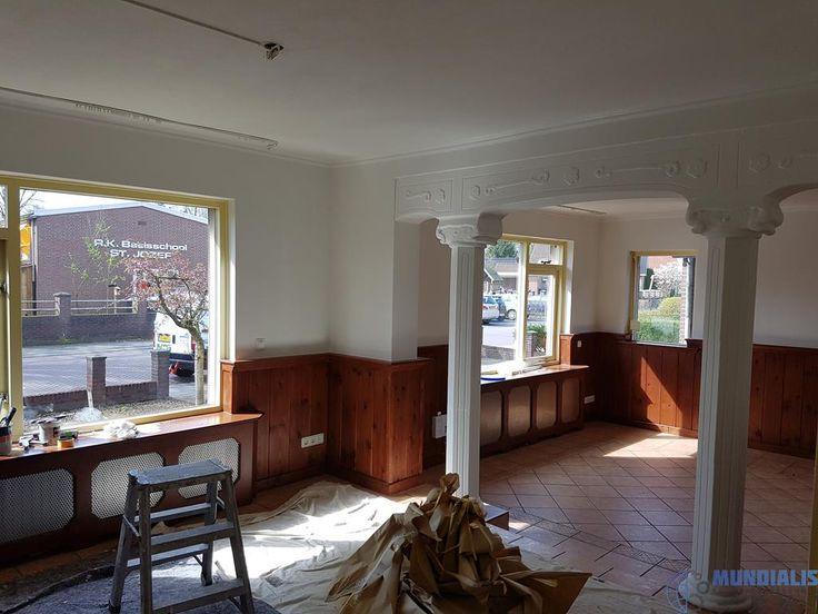 In Loil een woning verkoop klaar gemaakt Voor een vaste opdrachtgever hebben we deze woning verkoop klaar gemaakt. Zo hebben we de woongedeeltes, keuken en hal behandeld met een latex. en hebben we diverse onderdelen hersteld. en hebben we diverse kozijnen en deuren opgeknapt.   #gallery-1...