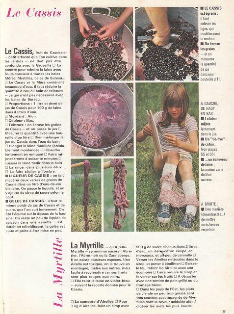 DIY vintage, couture, tricot, loisirs créatifs, années 70: Les secrets du…