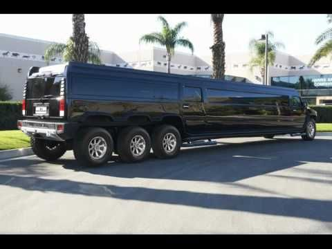 2012 Triple Axle Hummer Limousine Limo by Quality Coachworks