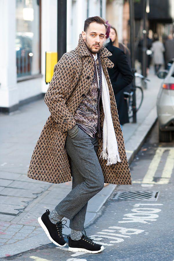 c998b6ccaf2b The Best Dressed Men at London