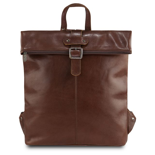 Leather bag for my healthy back :)