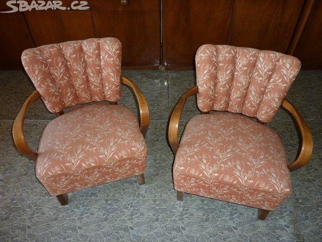 Prodám starožitný nábytek Halabala - obrázek číslo 5