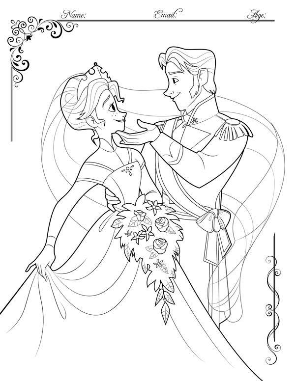 7 dibujos de San Valentín para imprimir y colorear   Dibujos para ...