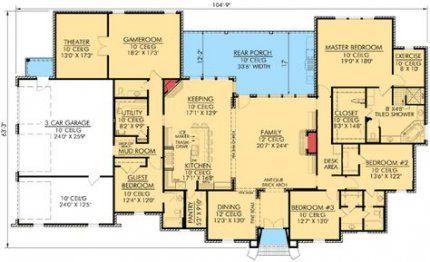 53 best ideas for farmhouse plans 4000 sq ft farmhouse