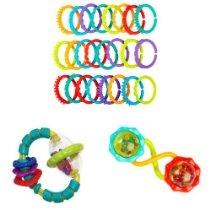 Bright Starts Playtime Fun Baby Toy Set