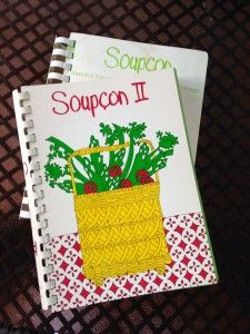 Soupçon, a Chicago classic; from the blog of The Armchair Cook. Featuring recipes for two summer sippers, Watermelon Daquiries and Peach Chablis