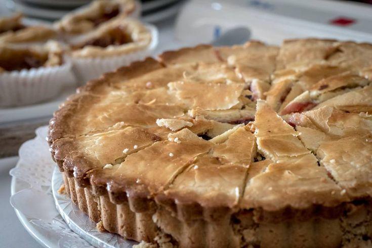 Cherry Pie at Elmhirst's Resort  #sundaybrunch  Pastry Chef Bruce's creations