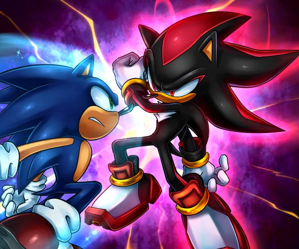 1000 images about sonic vs shadow on pinterest shadow - Jeux de sonic vs shadow ...