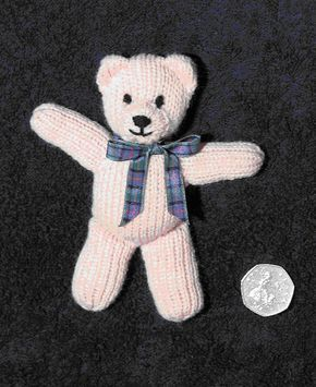 First teddy Pattern
