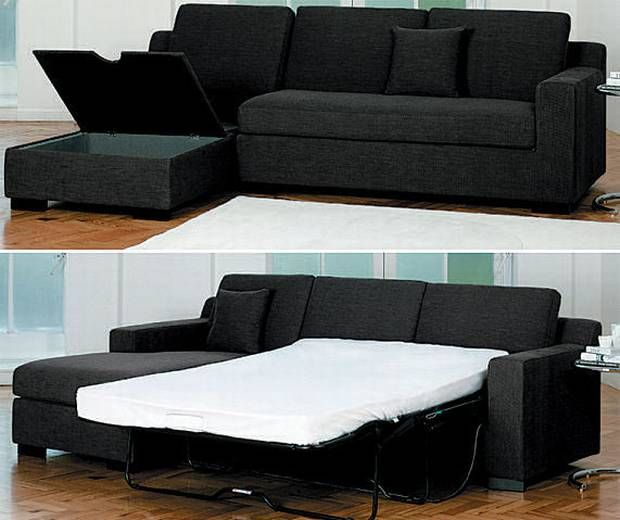 Milan Corner Sofa Bed Acorner sofa bed can be a really good idea in a small - The Independent