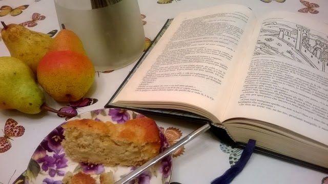 ilCircoloVizioso: Liberiamo una ricetta: Torta morbida di pere