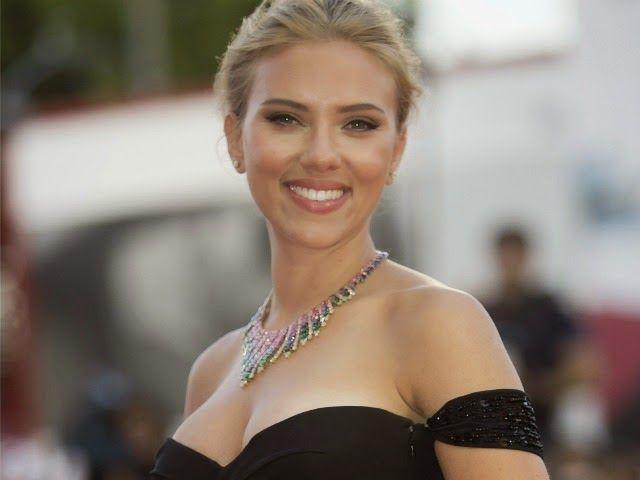 Scarlett Johansson Biography (UPDATE)   Jerry's Hollywoodland Amusement And Trailer Park