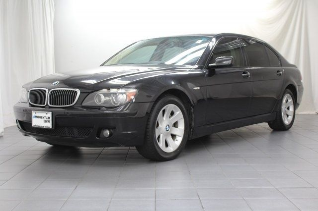Used 2008 BMW 750Li Sedan For Sale in Houston TX | Stock: T8DT77597