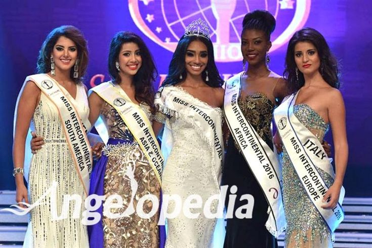 Miss Intercontinental 2016 Question and Answer Round