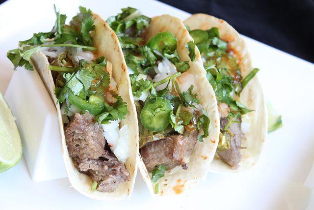 Mexican Beef Tongue Tacos Recipe