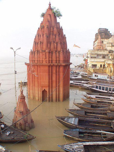 Varanasi, India #wanderlust