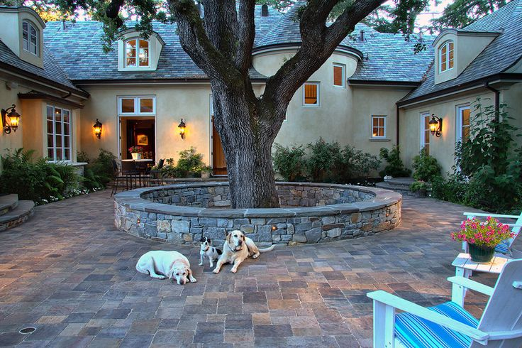 Best 25 Natural Stone Pavers Ideas On Pinterest