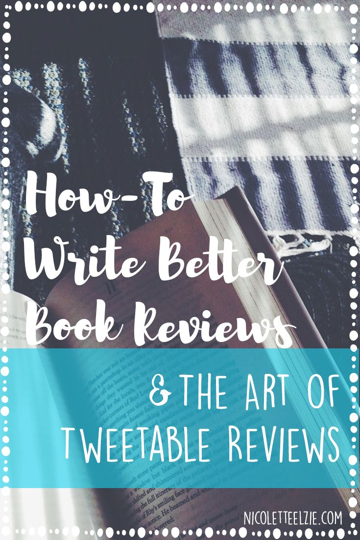Writing full blown book reviews can be difficult. Today on the blog, I talk about a couple ways to spice up your traditional reviews. I also offer up my top 5 tips for how to write Tweet worthy reviews!