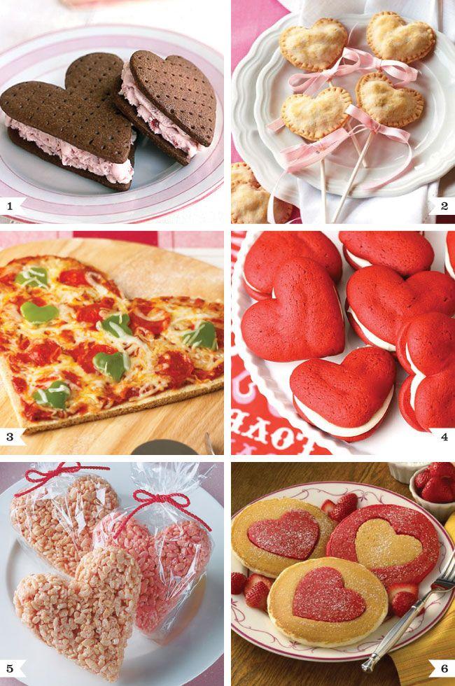 Valentine Recipes
