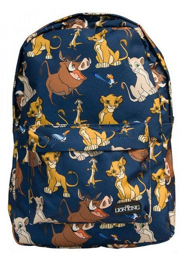 Disney Lion King Backpack by Loungefly