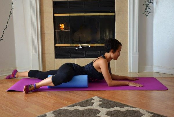 At-Home Foam Rolling Workout