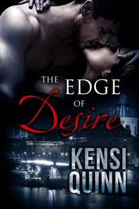 The Edge of Desire  Kensi Quinn