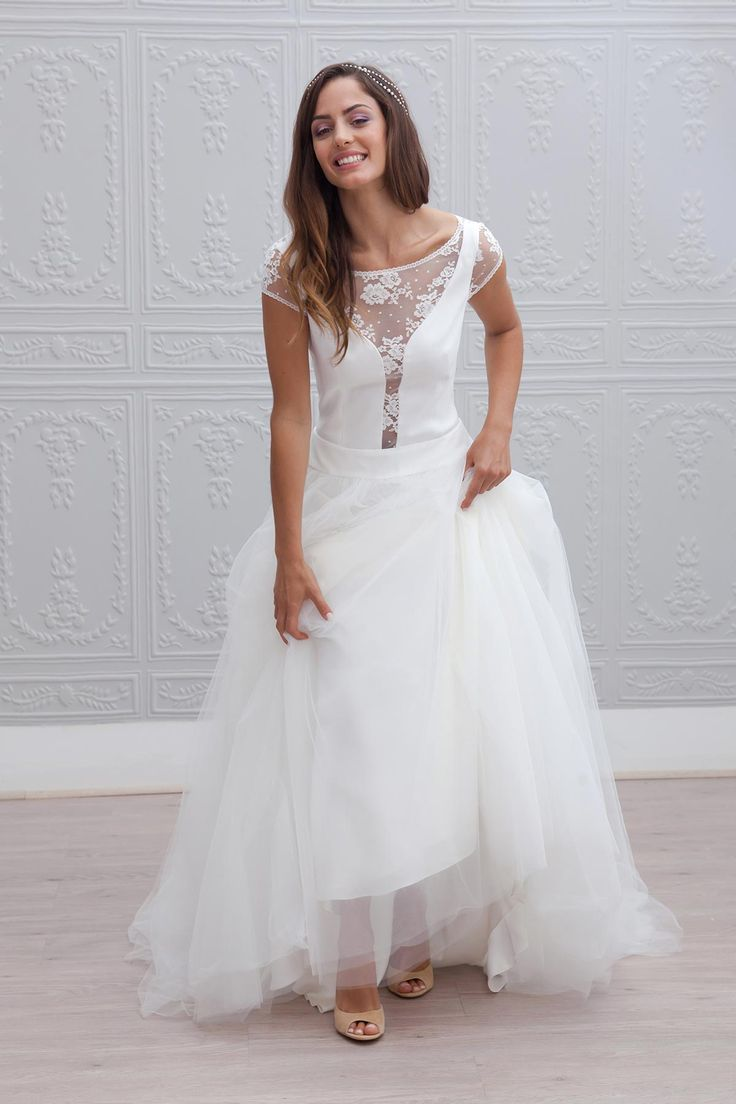Marie Laporte, collection 2015 » Mariage.com - Robes, Déco, Inspirations, Témoignages, Prestataires 100% Mariage