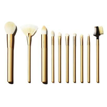 "Sonia Kashuk Limited Edition ""Lavish Luxe"" 10 Piece Brush Set"