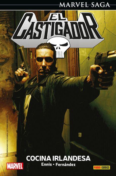 Marvel Saga 21. El Castigador 3