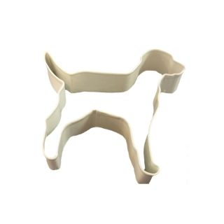 LARGE DOG COOKIE CUTTER - 10CM