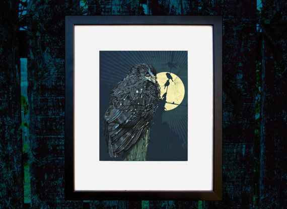 The night watch instant download art for print by theshedlight