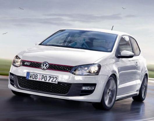 Polo GTI Volkswagen concept - http://autotras.com