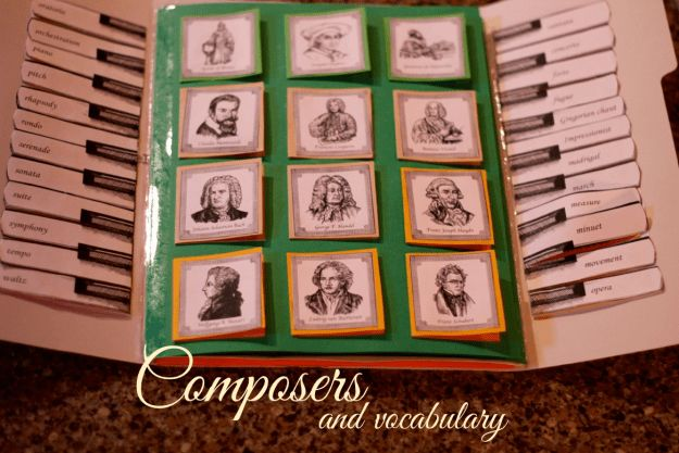 Orchestra & Composers Study | Vocabulary, Composer Timeline & Bios, Digital Music, Seating Charts, and more! Great for CC - all cycles!