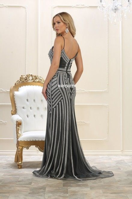 7e4ebaa7beb May Queen RQ7591 Prom Long Dress.  372.00 ✓Ships in 3-5 Days ✓All Size  ✓Online Payment Option May Queen RQ7591 Prom Long Dress  May  Que…