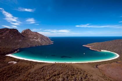 Wine Glass Bay,Tasmania