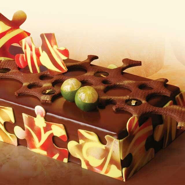 Chocolate pazel
