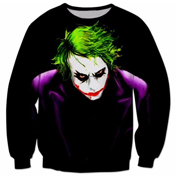 Joker Film Printed Shirts