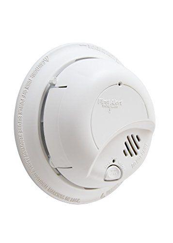 Brk First Alert Fg250b Dual Ionization Smoke Alarm With 9 Volt Battery Smoke Alarms Carbon Monoxide Alarms 9 Volt Battery