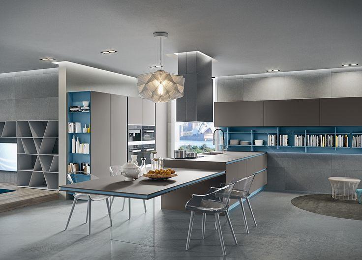 Arrital. Küche DesignsKunstentwürfeDachboden