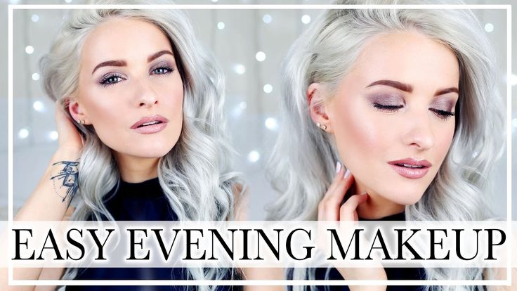 GET READY WITH ME: Easy Evening and Wedding Guest Makeup Look with Glowy...