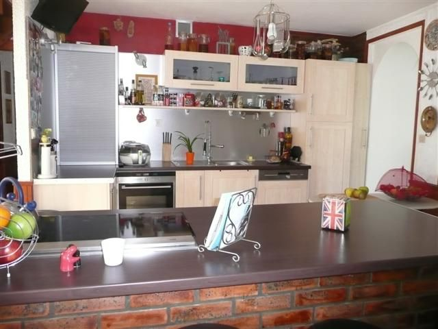 L 39 agence acanthe immobilier vous propose maison - Cuisine amenagee ouverte ...