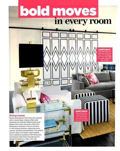 hgtv magazine 2014 furniture. Hgtv Magazine 2014 Furniture. Home Tour Bold Moves Every Room Katie Kime Furniture 2