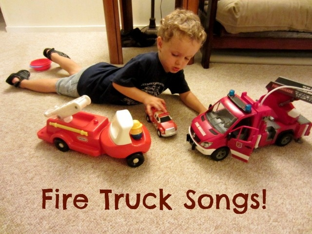 Do Re... Me?: Songs about Fire Trucks