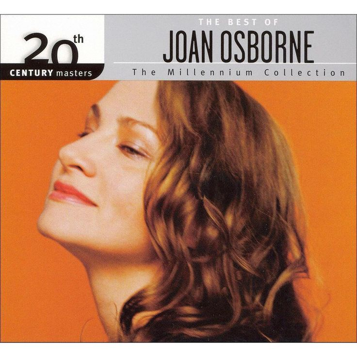 Joan Osborne - 20th Century Masters - Millennium Collection: The Best of Joan Osborne