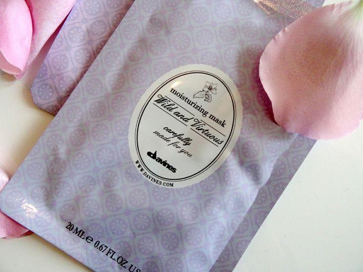Ich liebe diese Gesichtsmasken von davines http://fasheria.com/spring-essentials/